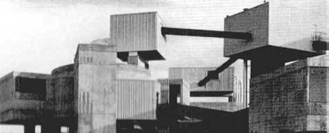 Architects John Johansen